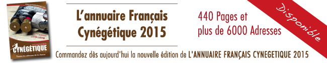 Annuaire français cynégétique 2015