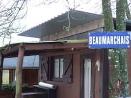 Chasse de Beaumarchais