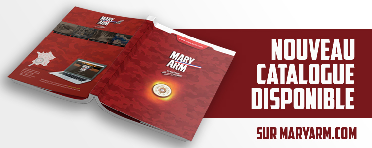 Nouveau catalogue MARY ARM disponible !