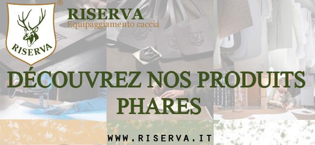 Riserva : un savoir-faire Italien qui séduit les chasseurs Français