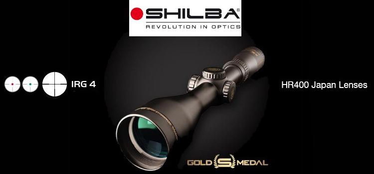 4 nouvelles lunettes de chasse Shilba