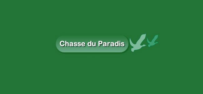 A partir de 210€ la journée – CHASSE DU PARADIS (41)