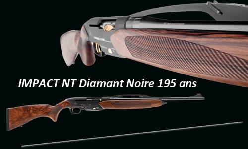 Verney-Carron IMPACT NT Diamant Noire 195