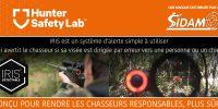 Nouveau système de sécurité chez SIDAM : IRIS de HUNTER SAFETY LAB