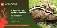 LivingActive vous présente la collection printemps/été 2018 !